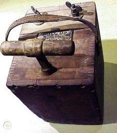 1890s blasting machine - Google Search