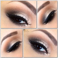 """Because I owe some of my followers pictorials...Stay tuned for this pictorial! Using Wet N Wild """"Comfort Zone"""" palette - @Melissa Squires Henson Mae- #webstagram"""