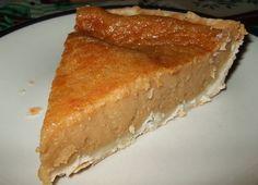 Une bonne tarte au sucre, comme on l'aime : simple et parfaitement sucrée!