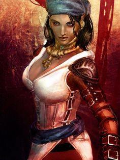 Dragon Age: Isabella