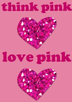 think pink love pink. Pink Girl, Pink Purple, Hot Pink, Unicornios Wallpaper, Heart Wallpaper, Farmasi Cosmetics, Pink Quotes, I Believe In Pink, Pink Power