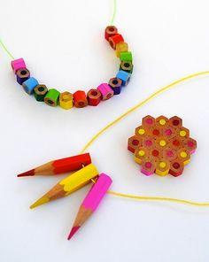 pencil necklace!