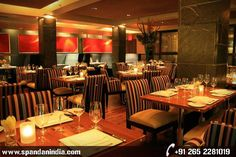 #Cafe / #Restaurant #Furniture's Cafe and restaurant furniture are an important addition to the establishment because they sets its atmosphere as well as tone. http://www.spandanindia.com/