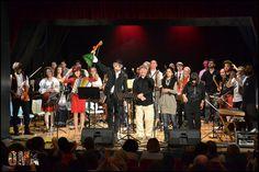 Concerto dell'OMA - Orchestra Multietnica di Arezzo in occasione dei 46 anni di edizioni della Fiera Antiquaria di Arezzo 2014
