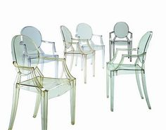 Pretty Colors, Ghost Chair