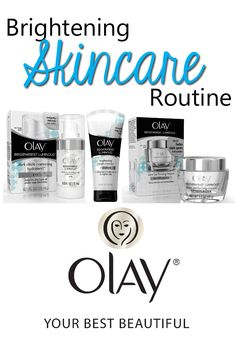 Olay Regenerist Luminous  via www.hairsprayandhighheels.com #LuminousGlow #Olay #Skincare