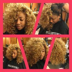 !!!!TreeBraids!!!! #bighair#dontcare#cozydeep #curl#blondeshavefun #alabamastylist#booknow www.glam-hair-studio.com