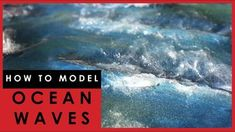 This video shows you how to model realistic waves and choppy ocean surfaces for dioramas. Make rough seas perfect for bases for waterline model ships and boa. Hobbies To Try, Hobbies And Interests, Fish Crafts, Water Crafts, Ocean Diorama, How To Make Water, Model Ship Building, Undersea World, Water Effect