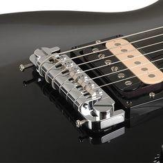 AVT2G-C TonePros Wraparound Set w//SS1 Locking Studs fits Gibson Chrome Finish