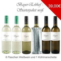 Weißwein Weingut Bayer-Erbhof Starterpaket Weiß