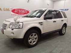 Japanese vehicles to the world: 2008 Landrover 2 S 4WD RHD for Kenya to Mombasa