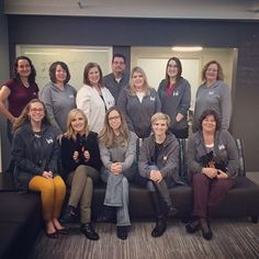 We wear our INI pride on our sleeve, literally. The team loves sporting its INI gear! #inigram