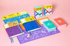 Vasava Store Pad Calendars on Behance
