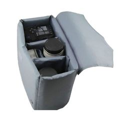 Amazon.com : Koolertron Waterproof Shockproof Partition Padded Camera Bags SLR DSLR TLR Insert Protection Case For DSLR Shot Or Flash Light : Camera & Photo