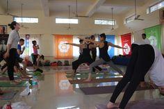Yoga Course in Rishikesh India