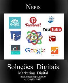 Como colocar sua empresa nas redes sociais nos buscadores e na internet. NEPIS…
