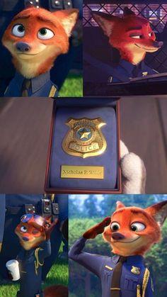 Nicholas Wilde P. Arte Disney, Disney Love, Disney Pixar, Zootopia Nick Wilde, Zootopia Nick And Judy, Images Disney, Zootopia Movie, Cute Disney Wallpaper, Cartoon Memes