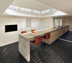Interieur verbouwing keuken architect amsterdam