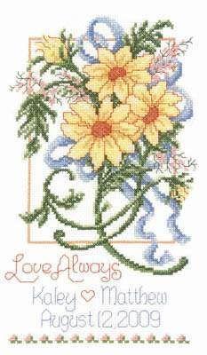 Summer Wedding - Ursula_Michaels::Imaginating Pattern