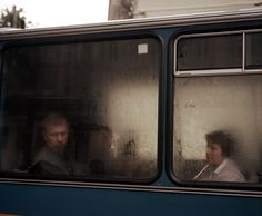 Photo Gallery: People on Buses Living In New York, Photo Galleries, In This Moment, Pictures, Photos, Buses, Gallery, People, Objects