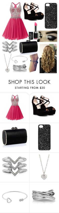 """""""Homecoming 4"""" by jodie-shultz ❤ liked on Polyvore featuring Jimmy Choo, Marc by Marc Jacobs, Celestine, Stella & Dot, Finn, Jewel Exclusive and Effy Jewelry"""