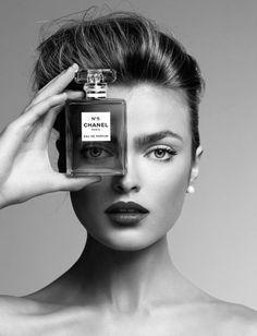 Chanel No. 5 Editorial