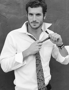 justice joslin: don't know who this is, but he could pull off Christian Grey