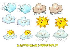 MaestraEmily: CALENDARIO DELLA SETTIMANA Kids Activity Books, Activities For Kids, Kindergarten Activities, Preschool Crafts, Weather Art, Pig Art, Kids Cuts, Doodle Icon, Cute Doodles