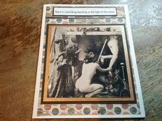 Gins halloween card 1092