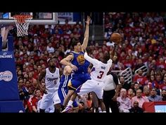 Duel: Klay Thompson vs. Chris Paul  Are there any hardcore hoops fans out there?  Let's connect! •Check out my site: http://slapdoghoops.blogspot.com •Follow me on Twitter: www.twitter.com/slapdoghoops •Like me on Facebook: https://www.facebook.com/slapdoghoops •Add me to your G+ circles: https://plus.google.com/+SlapdoghoopsBlogspot/posts •And of course on Linked In: http://www.linkedin.com/in/slapdoghoops