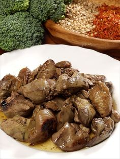 1000 images about cooking offal on pinterest beef for Baked chicken liver recipes