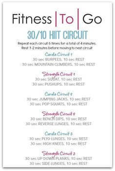 The perfect workout routine is one that combines strength training and some form of cardio. The problem is, most people hate doing cardio and will make up any excuse not to do it. A popular excuse is not having enough time. Hitt Workout, Hiit Workout At Home, Best Ab Workout, Abs Workout Routines, At Home Workouts, Workout Diet, Hotel Room Workout, Vacation Workout, 45 Minute Workout