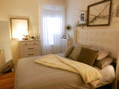 Cathy's Sentimental Things Bedroom My Bedroom Retreat Contest | Apartment Therapy