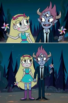 This episode stressed me out bc it might mean the end of Starco! At least Jarco is over!!!