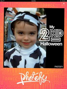 Halloween Fun with Photofy – New App for iPhone and Android!