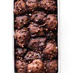 Chocolate Monkey Bread (vegan, paleo, date-sweetened)