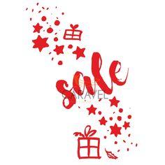 Αυτοκόλλητα εκπτώσεων Sale