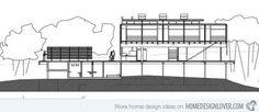 Iporanga House Sketch Plan