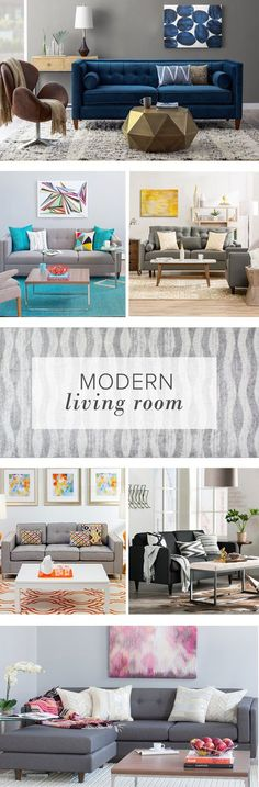 Is your living room in need of a refresh? Whether you need a new rug, sofa, coffee table, or accent chair AllModern has everything you need for a fresh, chic update. Visit AllModern today and sign up for exclusive access to sales plus FREE SHIPPING on orders over $49.