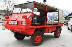 Steyr Puch Haflinger 4x4