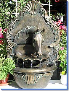 Wish list - Patricia Borum Equestrian Artist- Fountains & Sculptor