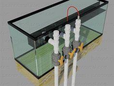 Silent & Fail-Safe Aquarium Overflow System