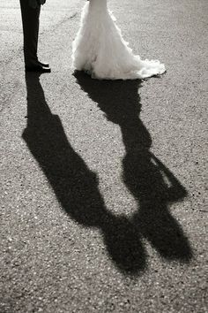 shadows #ideas for my someday wedding and love life