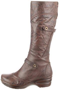 Yowzers on the price, but I like them! Portlandia Women's Ballard Knee-High Boot $239.95