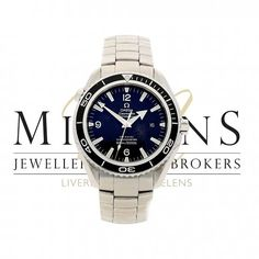 Second Hand Omega Seamaster Planet Ocean - Co-Axial
