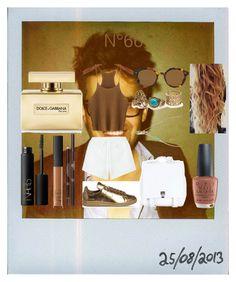 """N°66"" by marlinda212 on Polyvore featuring mode, Polaroid, Chloé, adidas, Giorgio Armani, Banana Republic, Proenza Schouler, OPI, Chanel et NARS Cosmetics"