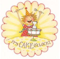 New cake illustration birthday mary engelbreit Ideas Birthday Greetings, Birthday Wishes, Birthday Cards, Birthday Clipart, Mary Engelbreit, It's Your Birthday, Happy Birthday, Cake Birthday, Cake Illustration