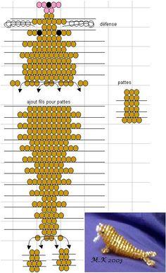 FREE Bead Pattern