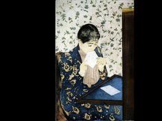 Mary Cassatt, The Letter, 1891