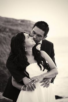 Wedding Photos at the Beach | ©Liz Cuadrado Photography